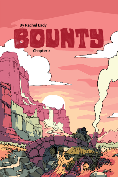 Image of Bounty Issue Three