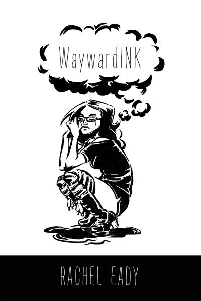 Image of Wayward Ink Artbook 2016