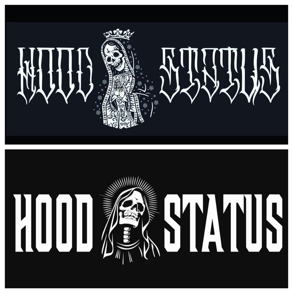 Image of Hood Status Banners