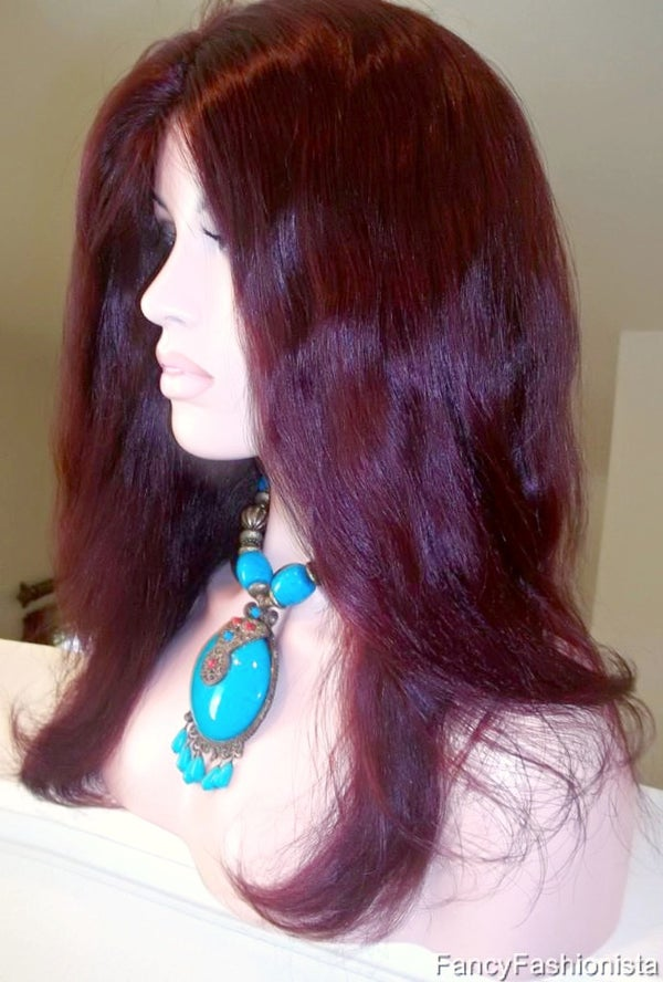 Image of Custom Virgin (Processed for Color) Front Lace Wig