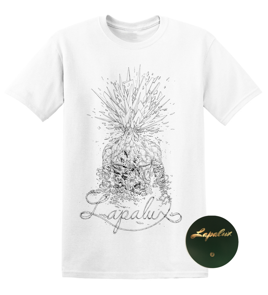 Image of Lapalux - 'Mind Explode' T Shirt (Worldwide Shipping)
