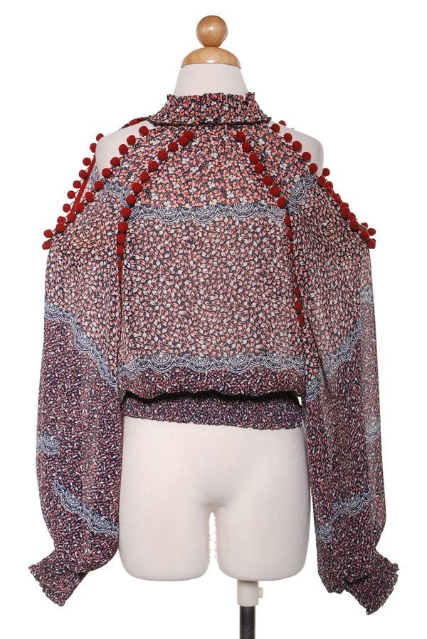 Image of Pom Blouse