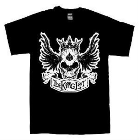 Image of The King Lot T-Shirt (Black)