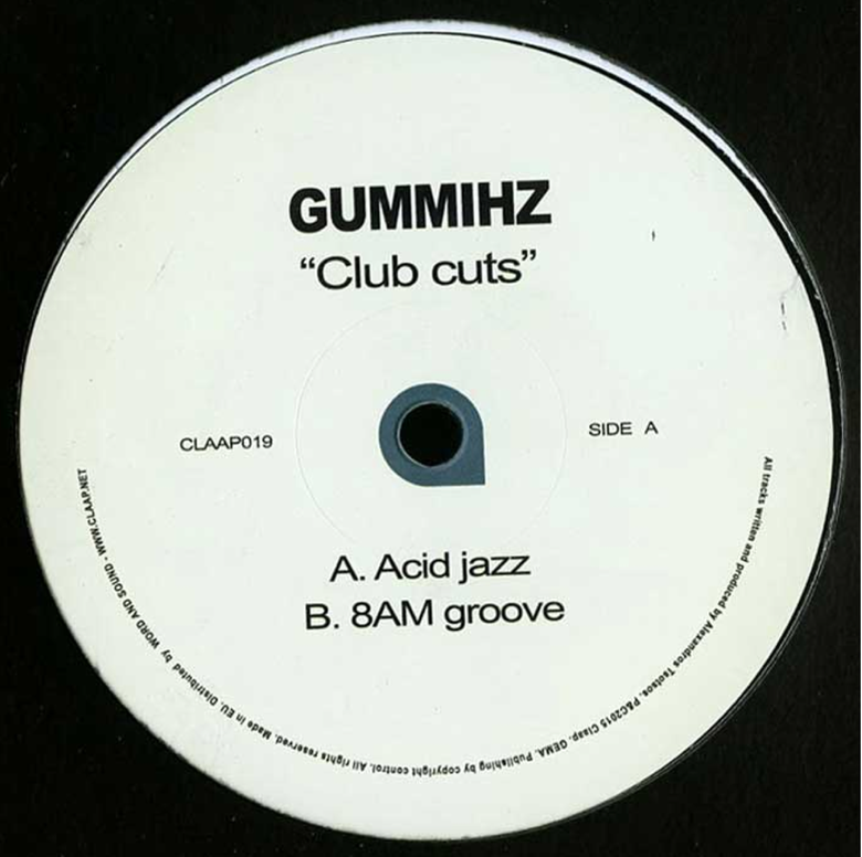 Image of GummiHz - Club Cuts