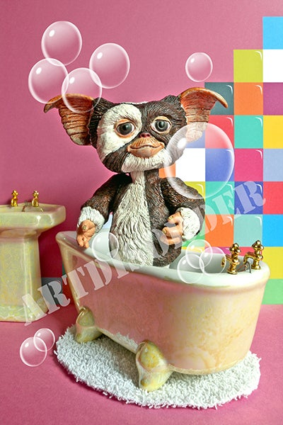 Image of Gizmo Bath Time