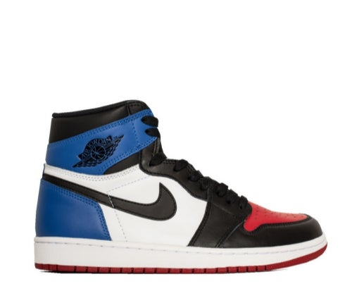 "Image of NIKE AIR JORDAN 1 RETRO HIGH OG GS ""TOP THREE"" 575441-026"