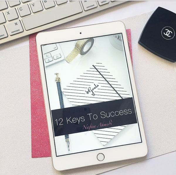 Image of '12 Keys To Success' eBook