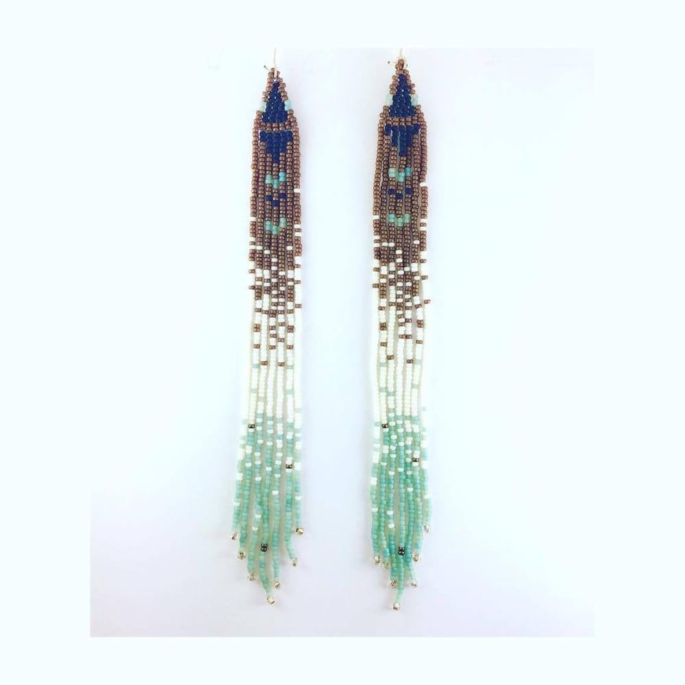 Image of Reflection Earrings