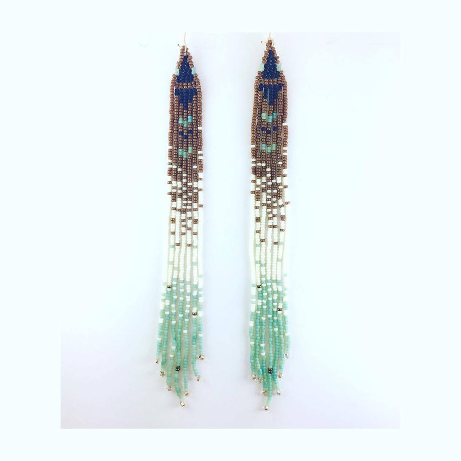 Image of Reflection Earrings
