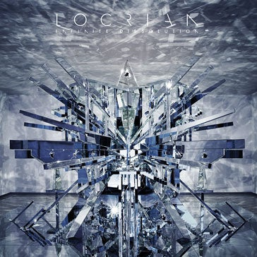 "Image of LOCRIAN ""Infinite Dissolution"" CD & Cassette"