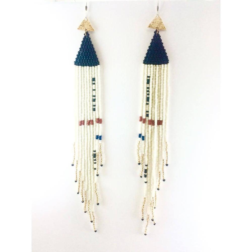 Image of Klimt Earrings