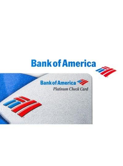 BANK OF AMERICA - Paypal Virtual US Bank