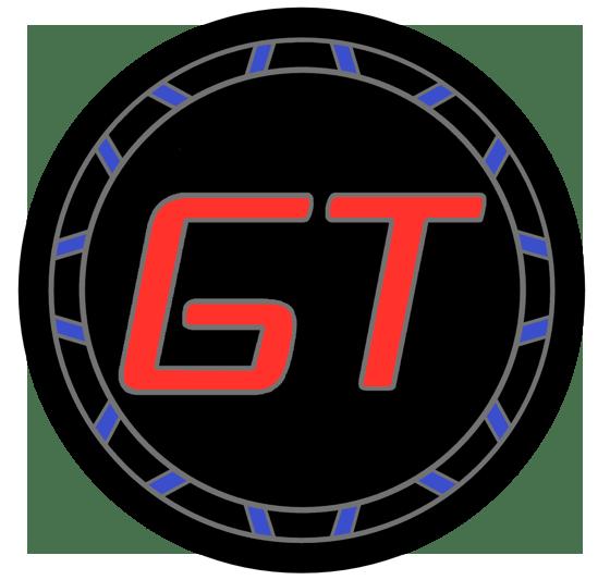 Image of Garage Topics 2.5 Inch Matte Logo Sticker