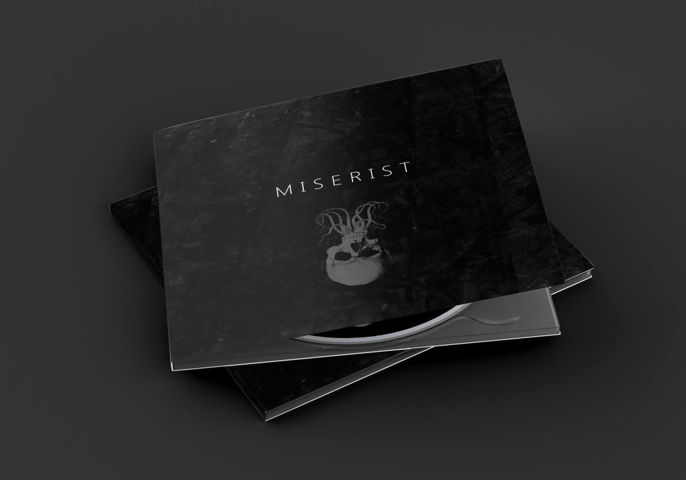 """Image of Miserist """"S/T"""""""