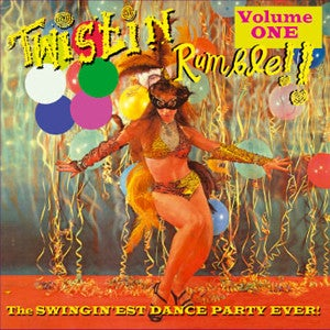 Image of LP V.A. : Twistin Rumble. Volumes 1 to 10.