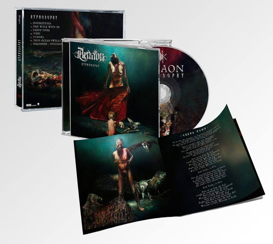 "Image of AENAON ""Hypnosophy"" CD"