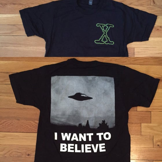 Image of I WANT TO BELIEVE