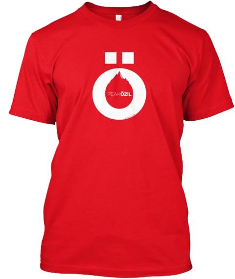 Image of Peak Özil - Mesut Özil T-Shirt