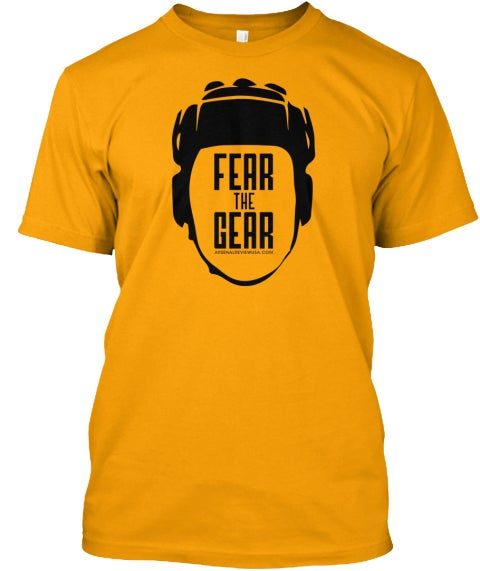 Image of Fear the Gear - Petr Cech T-Shirt