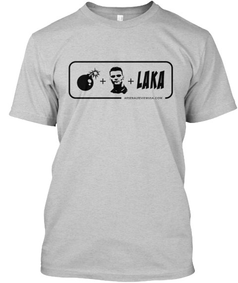 Image of Boom+Xhaka+LAKA - Granit Xhaka T-Shirt