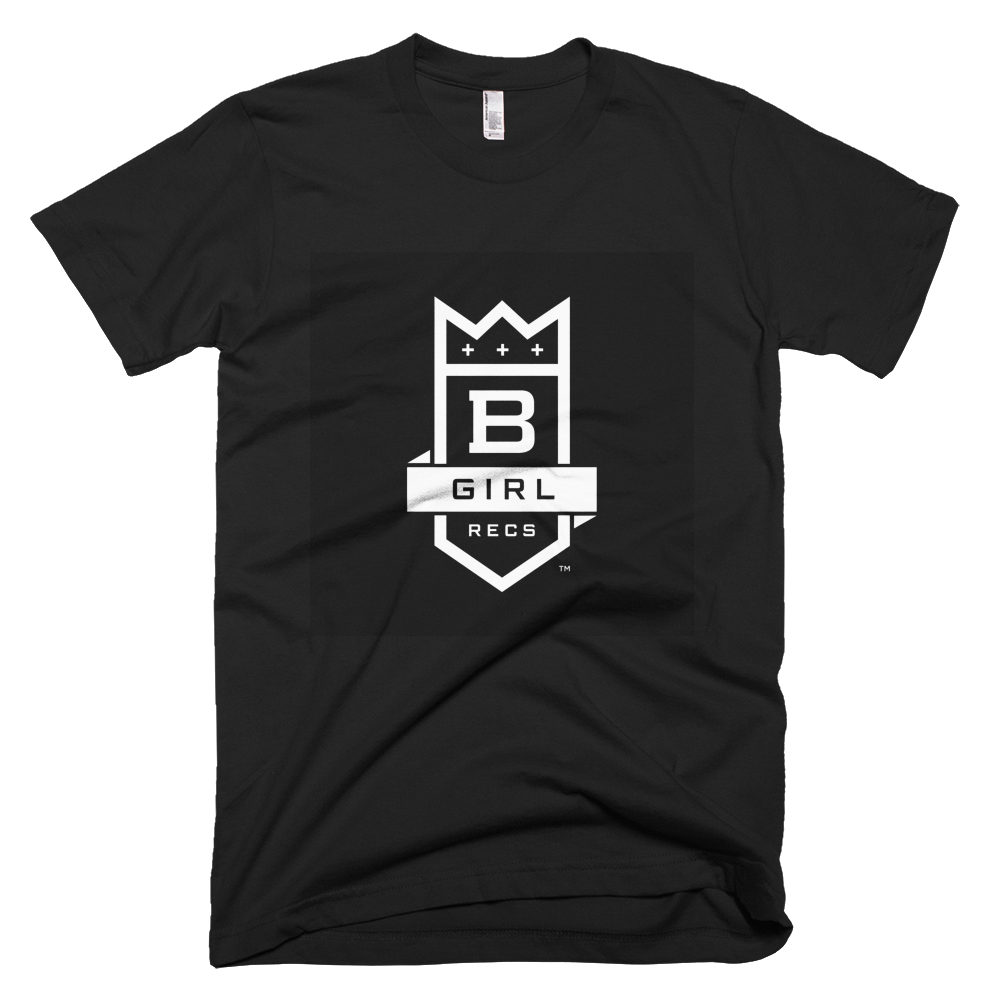 Image of BGIRL RECORDS LOGO TEE