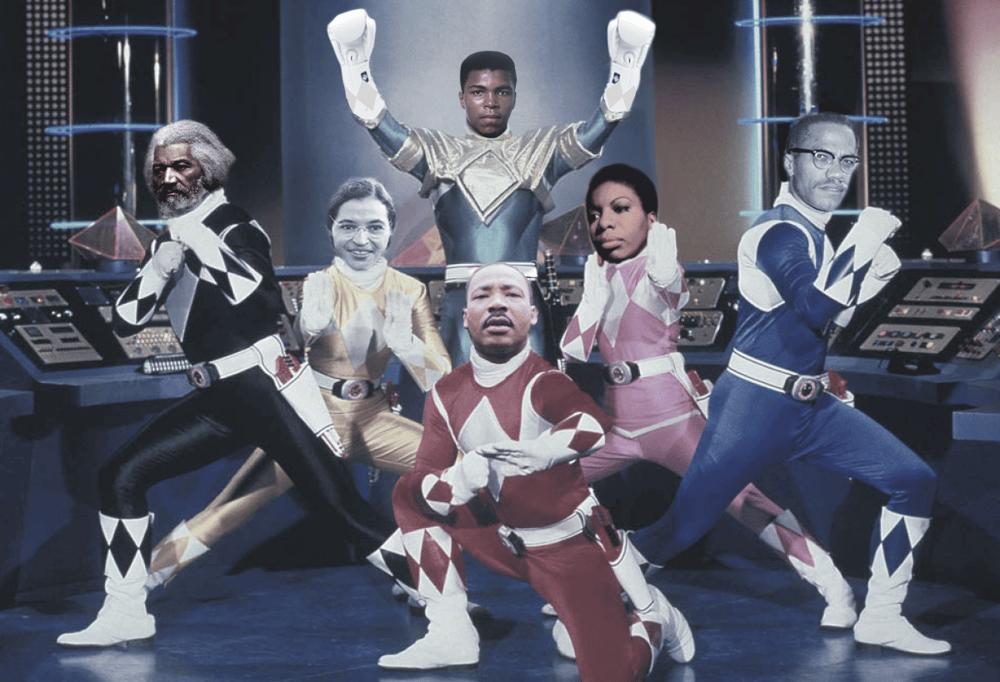 Image of  Black History Rangers RESTOCK