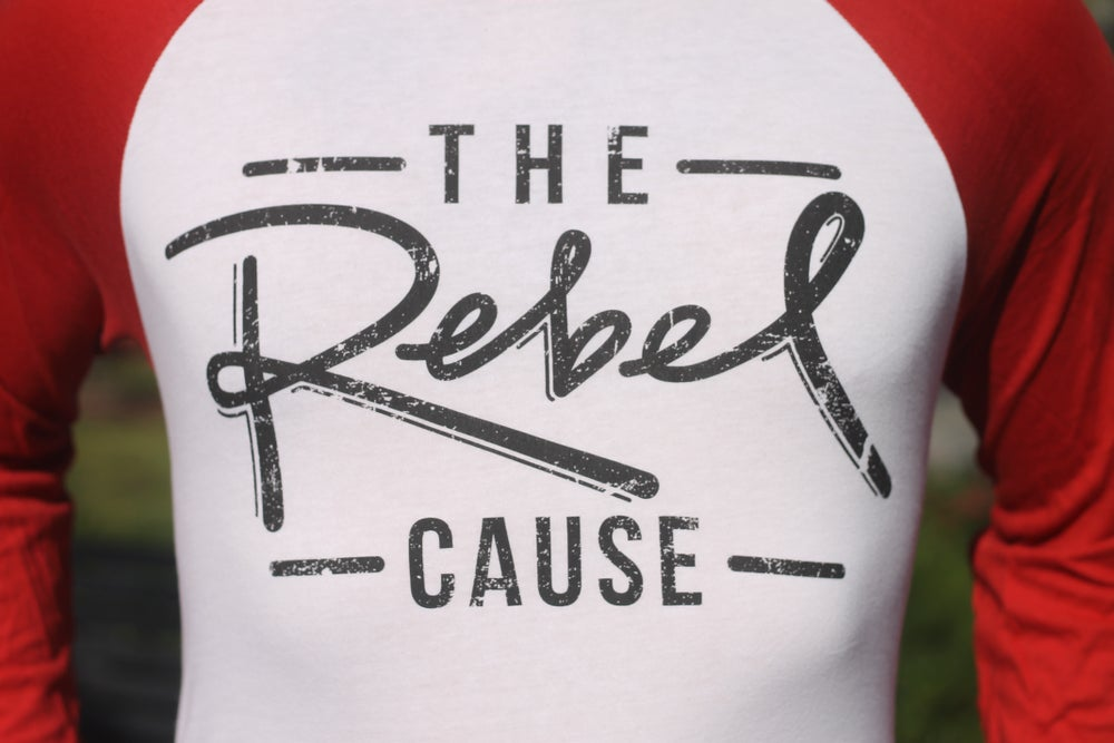 "Image of Limited Edition ""The Rebel Cause"" Long-Sleeve Tee"