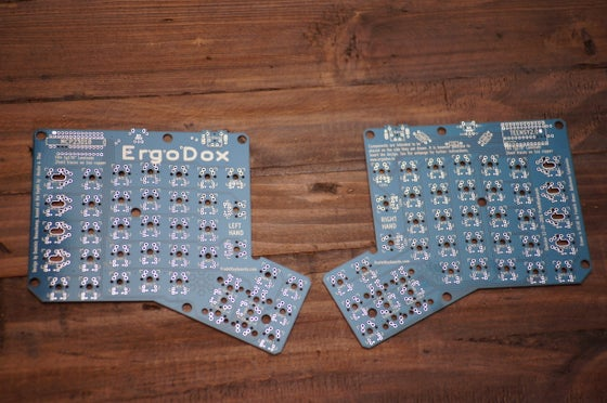 Image of Ergodox PCB Set