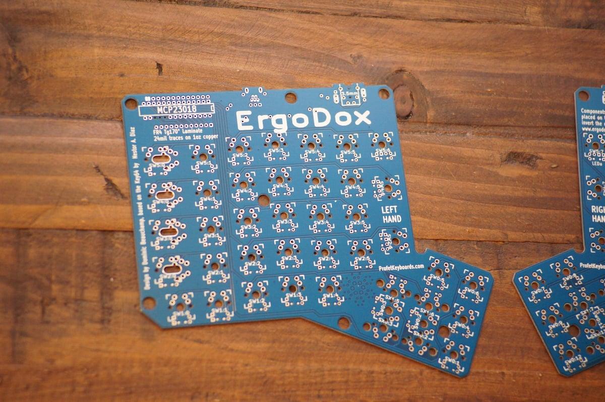Image of Ergodox PCB Set