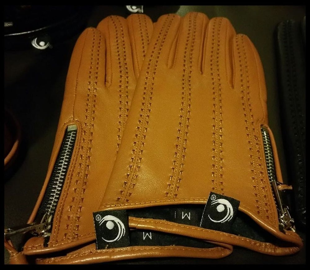 Image of The Active Palm ➐™ - Limited Edition (Ethiopian Leather)