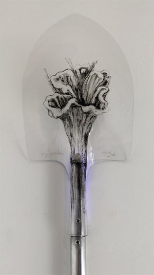 Image of William Perez | MY GARDEN SHOVEL 3