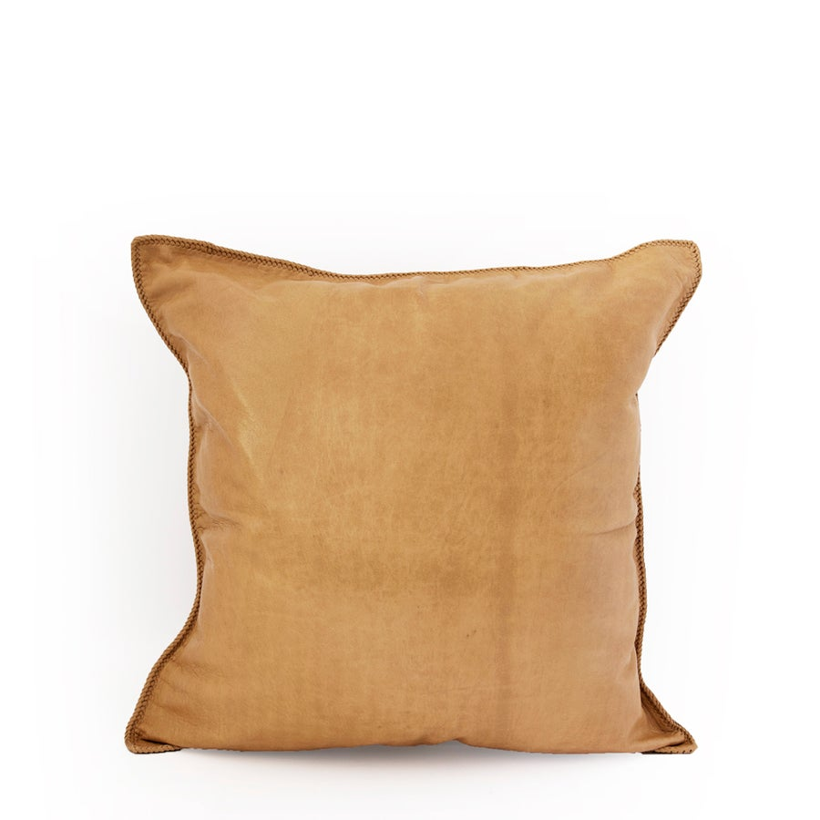 Image of Hidden Dreams Tan Cushion