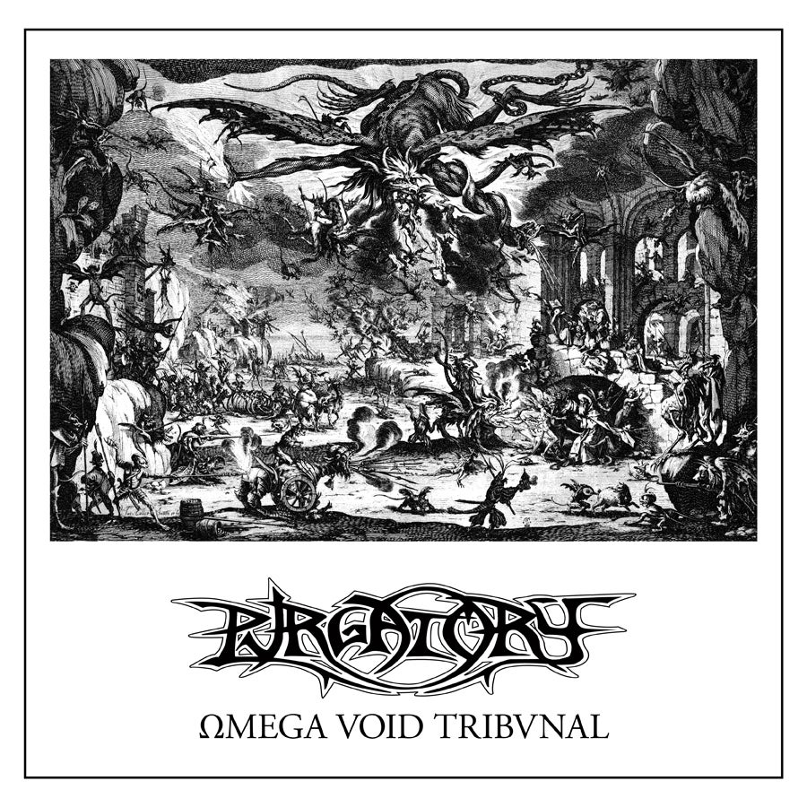 Image of Purgatory • Omega Void Tribvnal (Vinyl)
