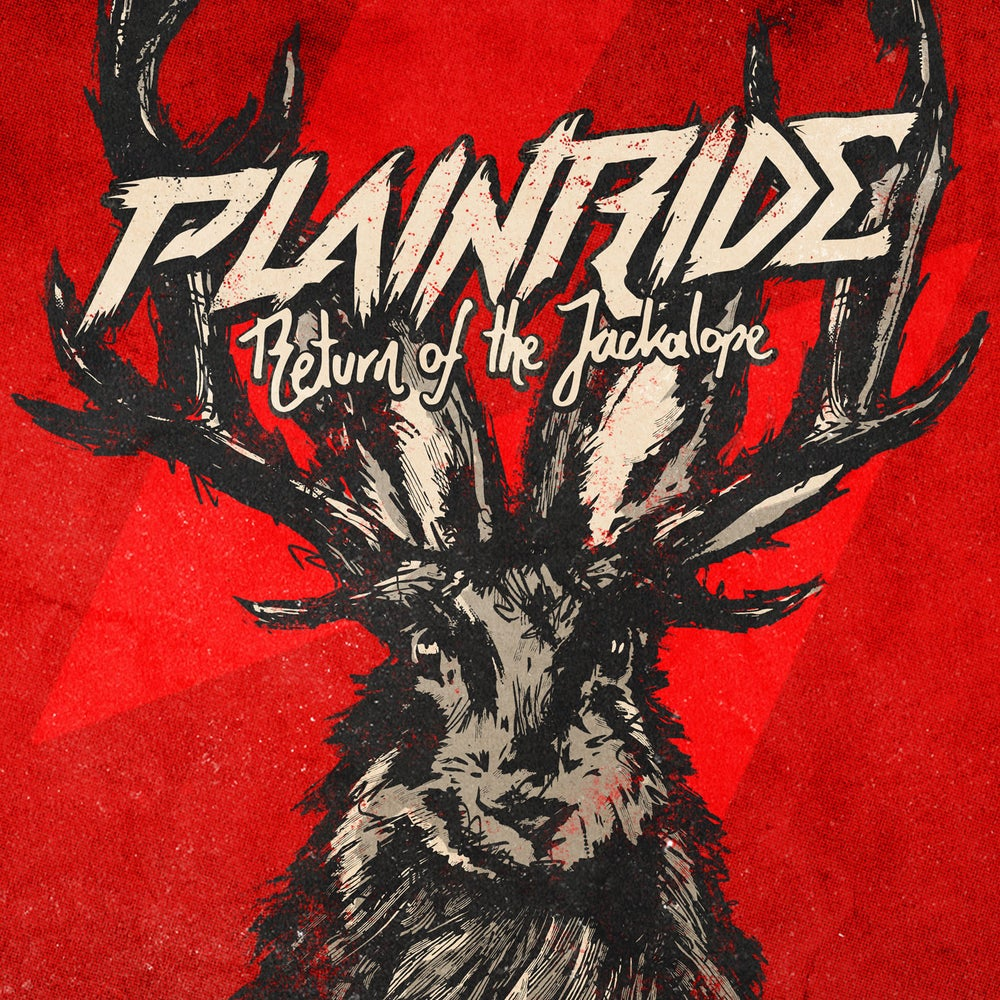Image of Plainride - Return of the Jackalope 2xLP - With Bonus Tracks