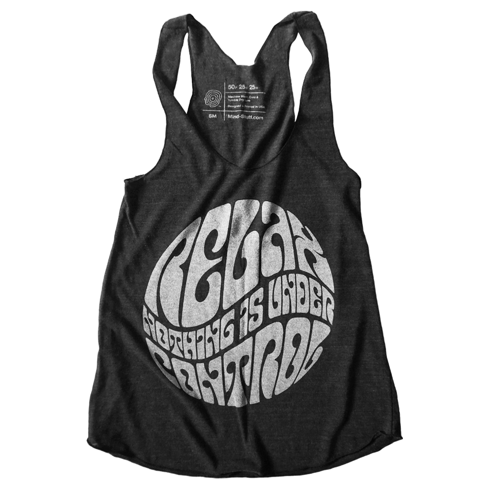 Image of Relax / Womens Racerback