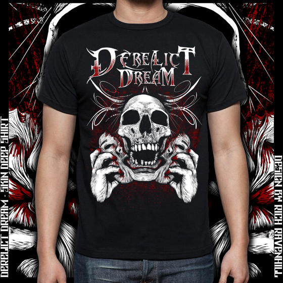 Image of Derelict Dream T-Shirts