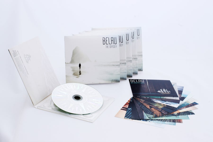 Image of THE ODYSSEY (LIMITED CD DIGIPAK)