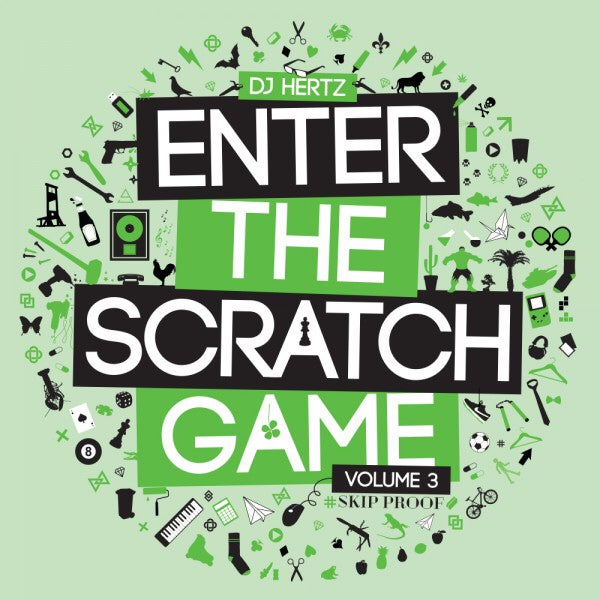 Image of Enter the scratch game vol.3