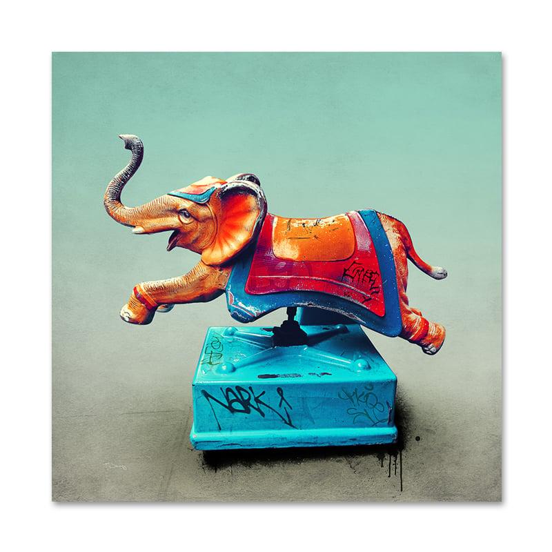 Image of Elephant Ride