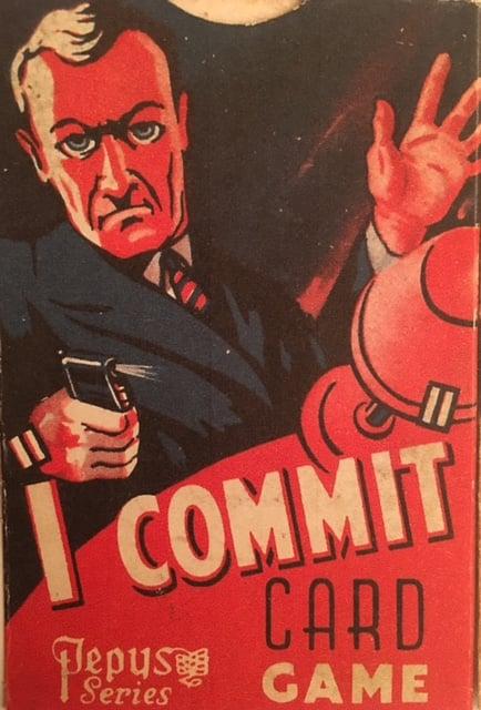 Image of I Commit c.1948