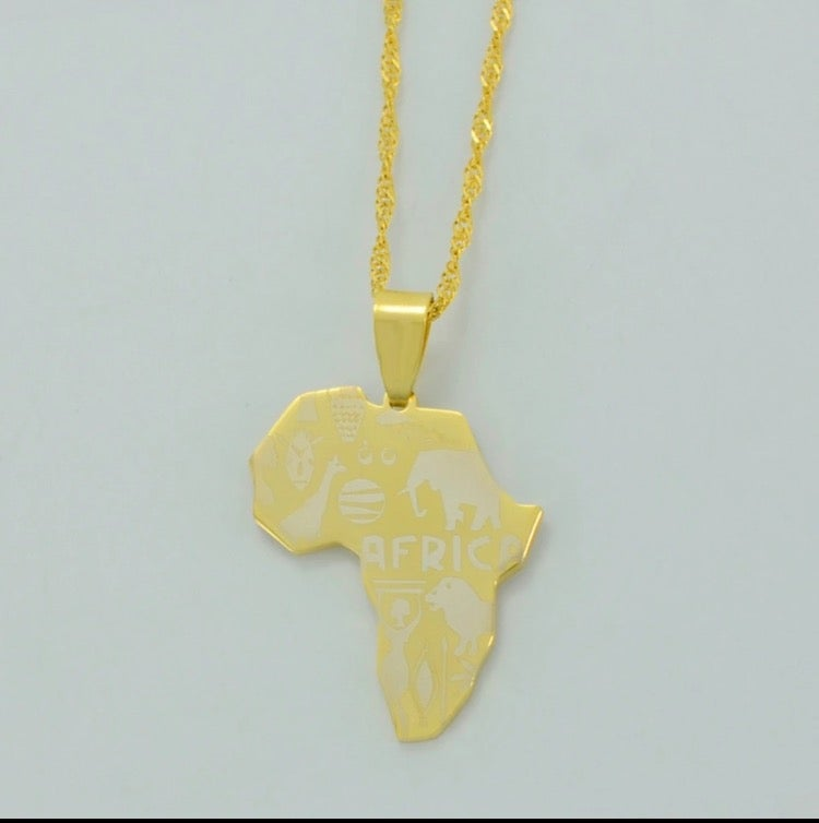 Image of My Africa Necklace