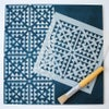 Hammam Furniture Stencil for Furniture, Wall and Fabric Projects-Moroccan stencil-DIY
