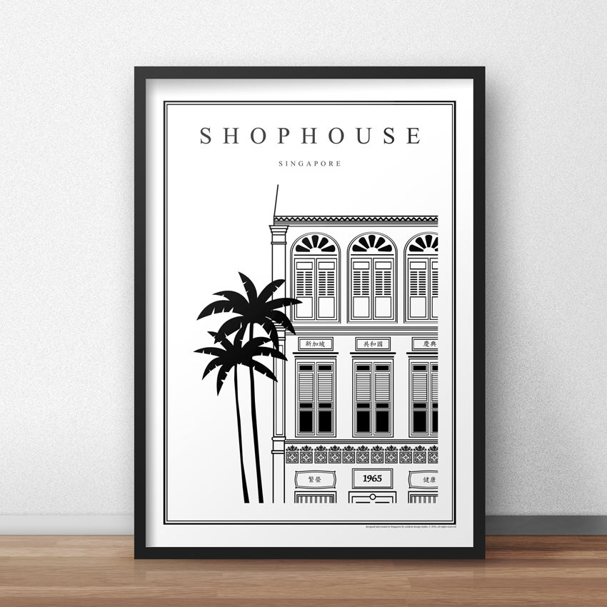 Image of Shophouse (Architectural Icon Series)