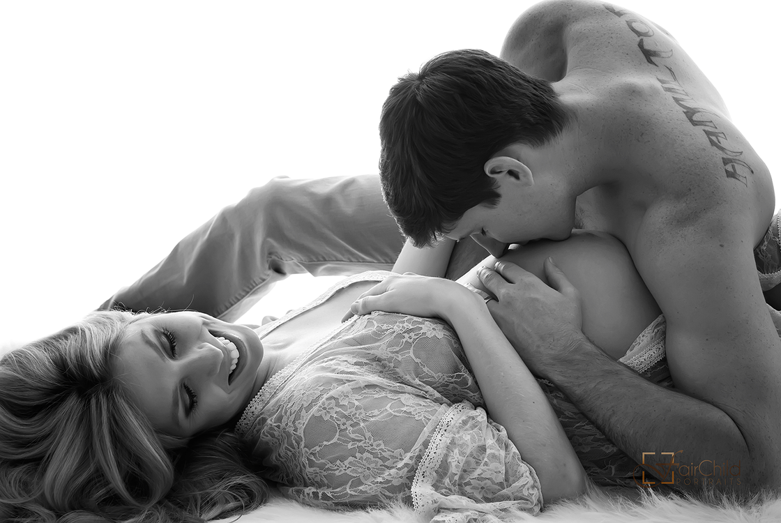 Image of Maternity Portrait Session