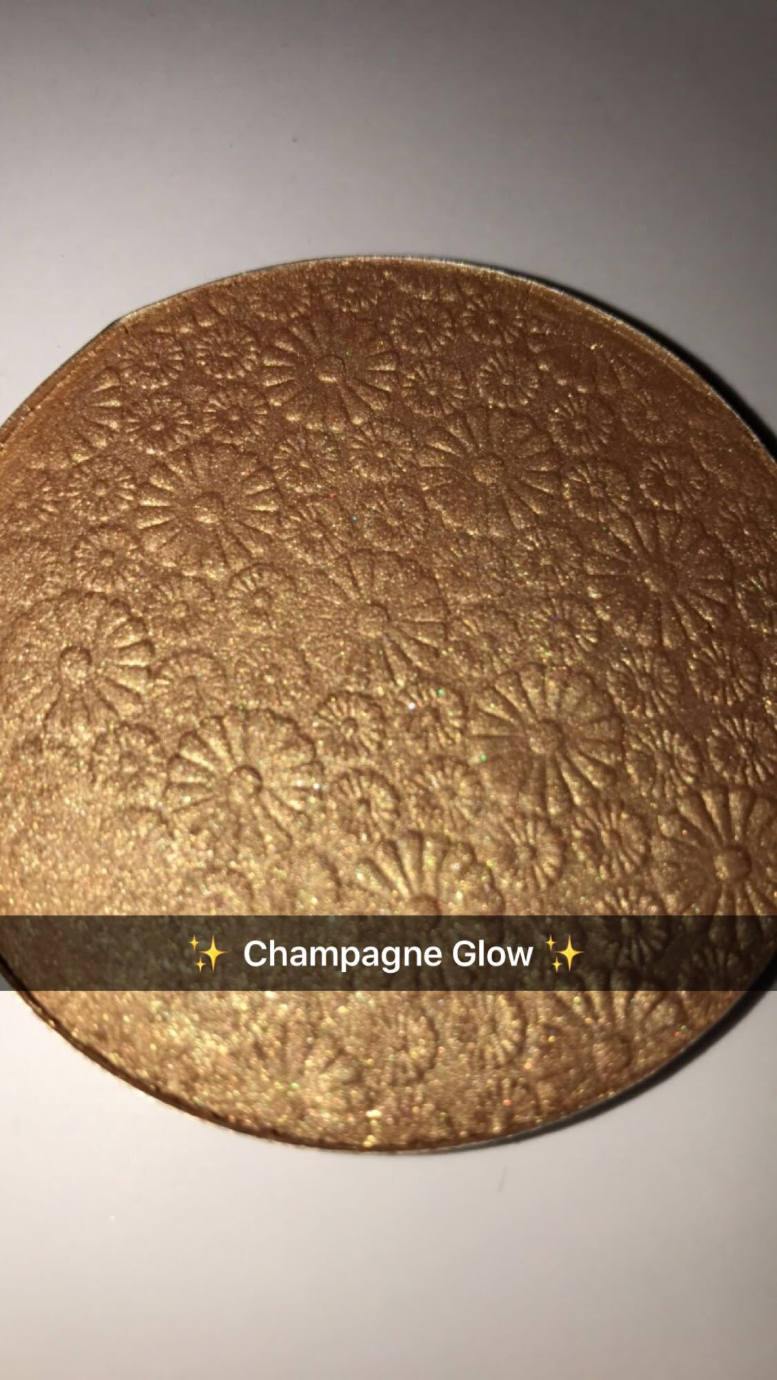 Image of ✨ Champagne Glow