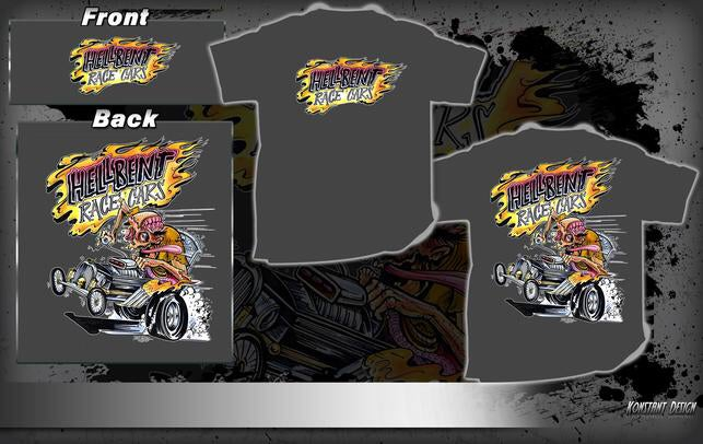 Image of Zombie hellbent T-Shirt