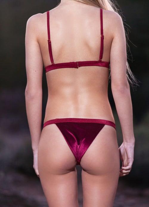 Image of Jane Velvet Bikini