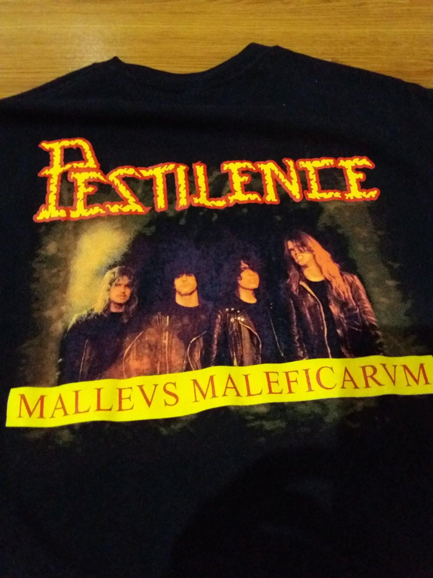 Image of Pestilence - Mallevs Malevicarvm - SALE 20% OFF
