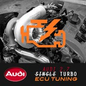 Image of PROJECTB5 - AUDI 2.7 STK ECU TUNING