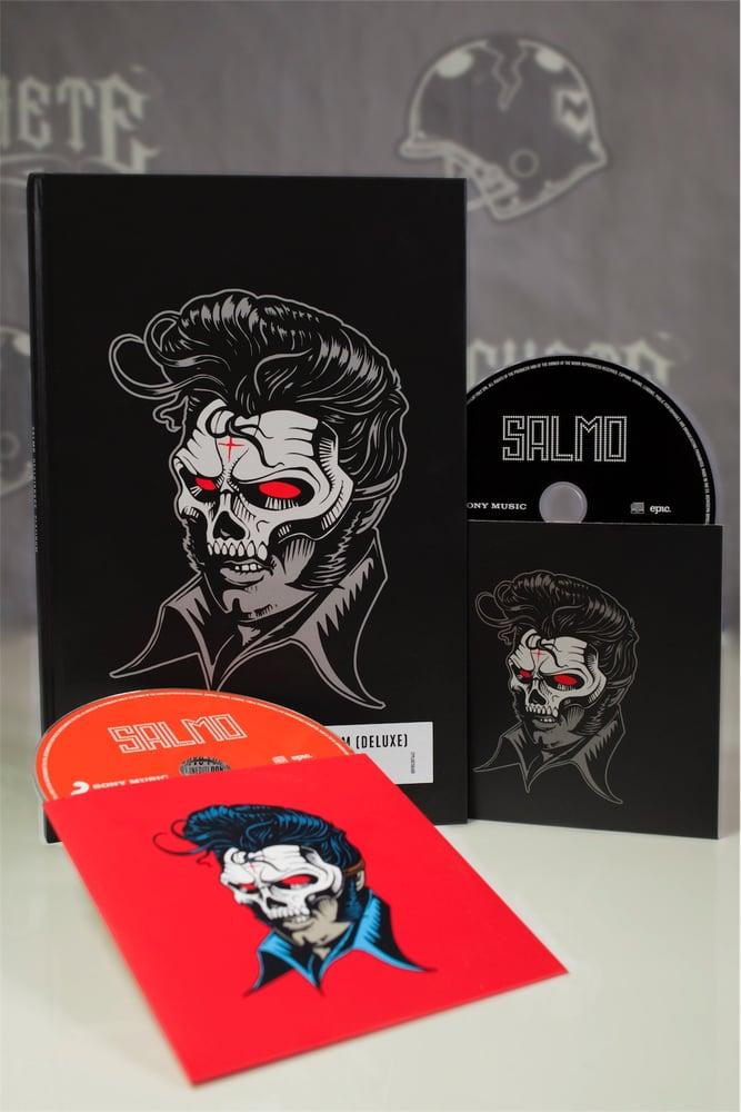 "Image of Salmo ""Hellvisback Platinum"""